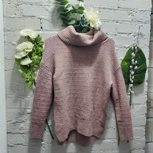 Spring Pink Cashmere Sweater